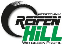 Logo Reifen Hill
