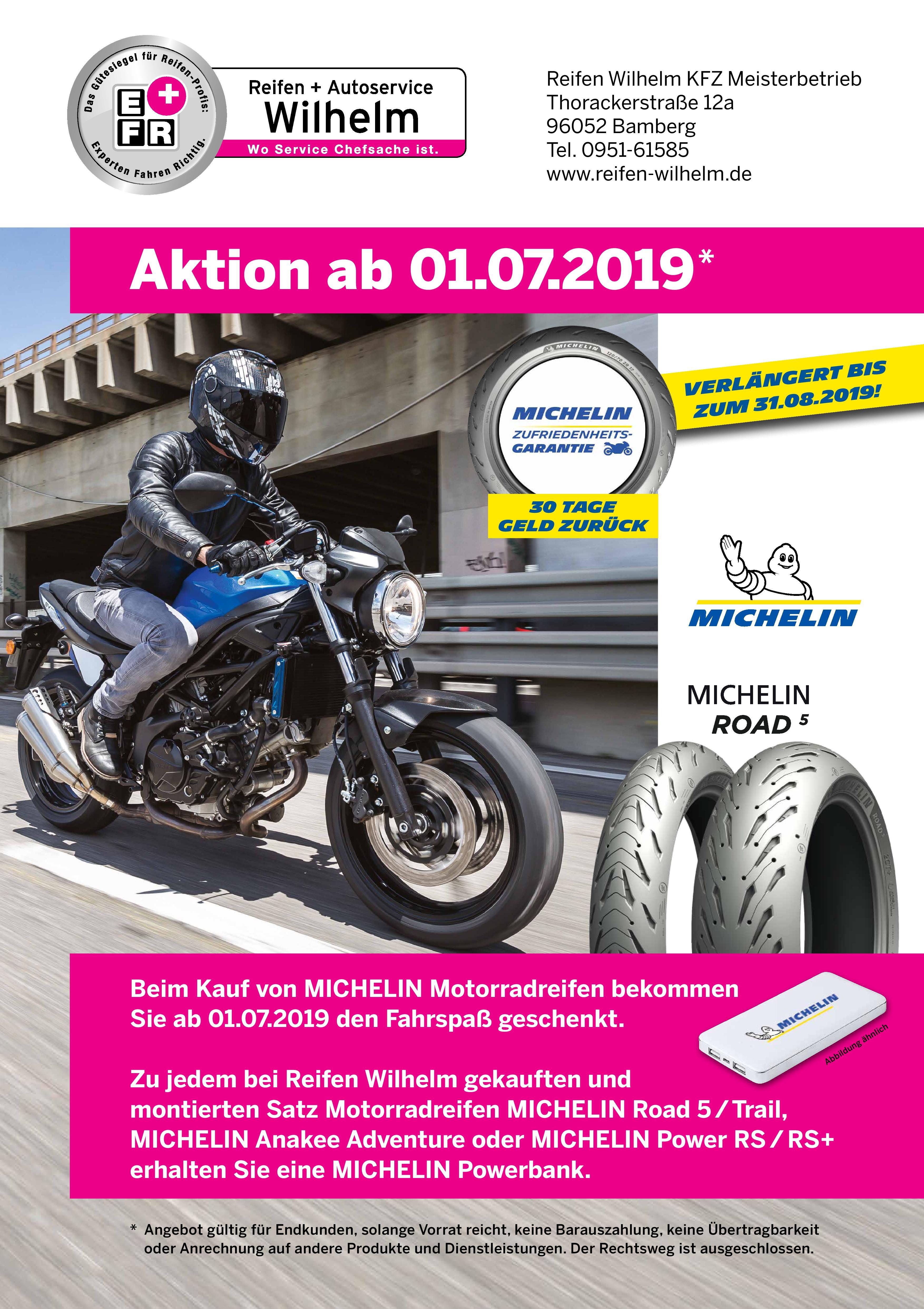 Michelin Powerbank