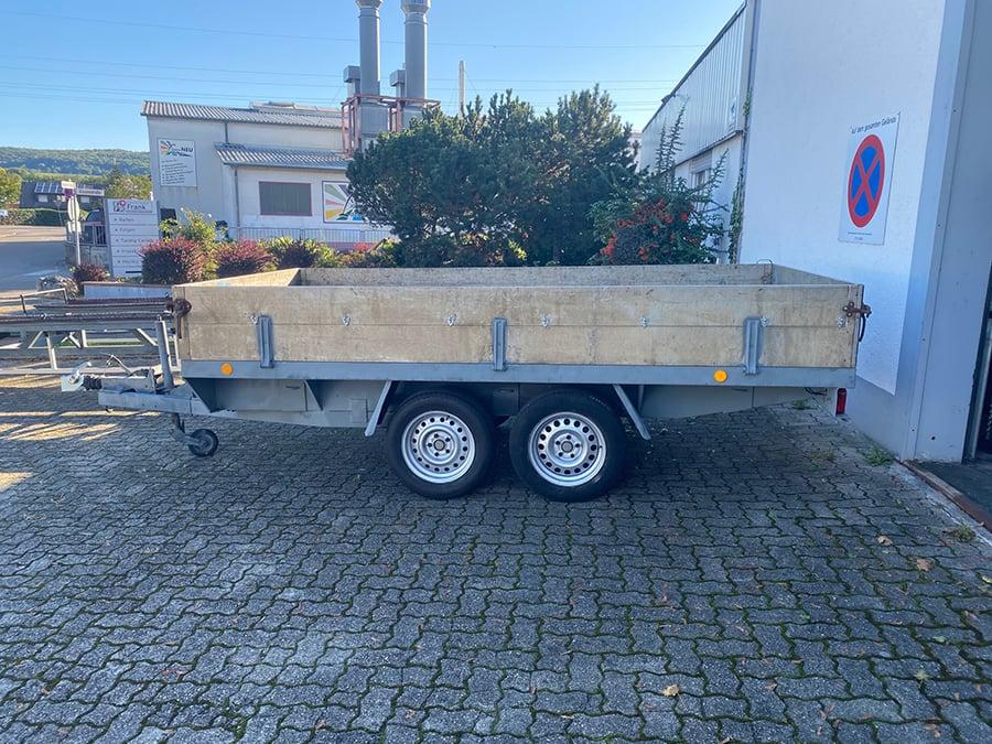 Hochlader 3500/1800 2500kg